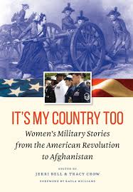 it u0027s my country too women u0027s military stories from the american