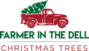 live christmas trees at farmer in the dell in auburn alabama