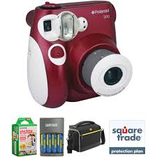 polaroid instant 300 polaroid pic 300 instant basic kit b h photo
