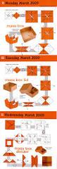 u203f diy simple masu box with lid and divider diy bow