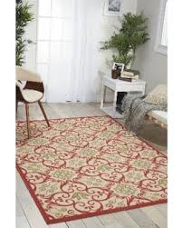 Graphic Area Rugs New Savings Are Here 15 Nourison Caribbean Indoor Outdoor