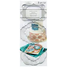 celebrate it cookie cutters find the plaques cookie cutter ensemble set by celebrate it at