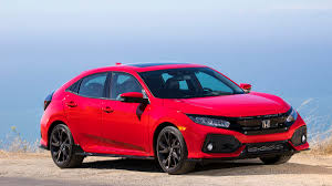 honda civic coupe 2017 2017 honda civic hatchback review with price horsepower and photo