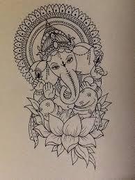 die besten 25 buddha elephant tattoo ideen auf pinterest buddha
