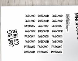 passover stickers passover stickers etsy
