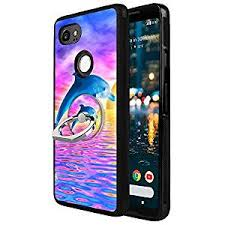 modern dolphin ring holder images Google pixel 2 xl case with ring holder stand dolphin jpg