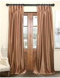 Rust Color Curtains Rust Colored Blackout Curtains