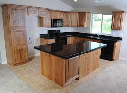 Knotty Wood Kitchen Cabinets by Cabinets Mccoys Flooring And Cabinetry