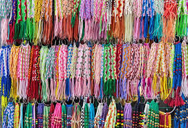 braided friendship bracelet images Braided friendship bracelets stock image image of cotton bangle jpg