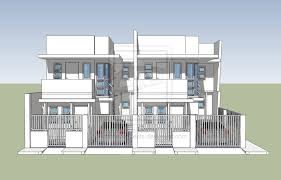 townhome designs over 5000 house plans contemporary townhouse