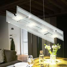 Esszimmer Lampe H Enverstellbar Dimmbar Verchromte 20w Led Pendelleuchte Cora Mit 1400 Lumen Lampen