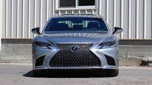 lexus ls 500 heads up display 2018 lexus ls 500 first drive continuing to evolve luxury