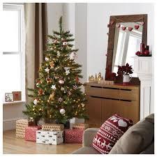 6ft christmas tree tesco pop up christmas tree christmas lights decoration