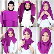 tutorial hijab resmi kumpulan tutorial hijab modern resmi terpopuler 2016