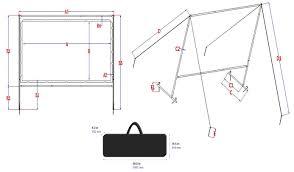 yard master rear series rear projection screens elite screens