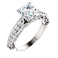 carved engagement rings stuller princess carved side like tacori diamontrigue