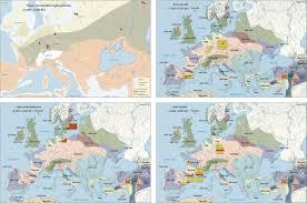 Iberia Route Map by Dienekes U0027 Anthropology Blog The Genetic History Of Europeans