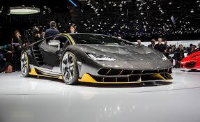 Lambo Truck Price 2017 Lamborghini Centenario Official Photos And Info U2013 News U2013 Car