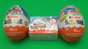 egg kinder kinder egg christmas party opening 2 new