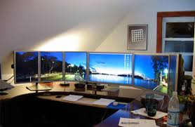 Cool Home Office Designs  Enviously Cool Home Office Setups - Cool home office designs