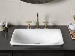 sink hole configurations bathroom sinks guide kohler