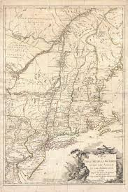 Map Of New England Colonies by File 1777 Brion De La Tour Map Of New York And New England