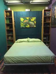 ikea kallax headboard easy ikea bedroom hacks diy home improvement projects thrillist
