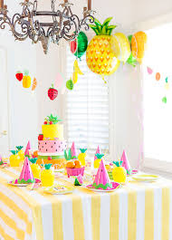 baby birthday themes two tti fruity birthday party blakely turns 2 pizzazzerie