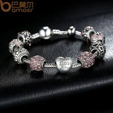 antique charm bracelet charms images Antique 925 silver charm bracelet jpg