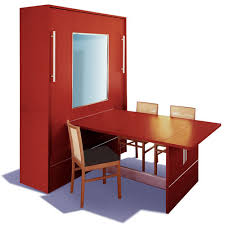Dining Table Bed Table To Murphy Bed Invest In This Ingenious Idea A Sized