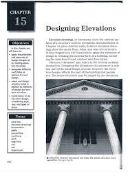 designing u0026 drawing elevations