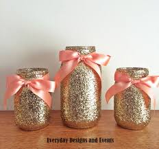 Mason Jar Baby Shower Ideas Mason Jars Navy Gold Baby Shower Ideas Baby Shower
