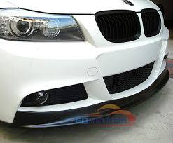 painted ak style front spoiler bmw 3 series e90 e91 lci mtech