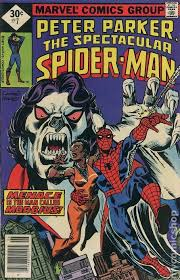 spectacular spider man comic books issue 7