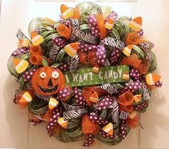 12 diy deco mesh wreaths for diycandy
