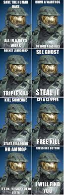 Master Chief Meme - master chief memes