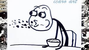 Meme Cereal - como dibujar un meme cereal how to draw memes youtube