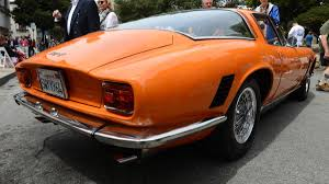 cool orange cars carmel concours on the avenue kicks off monterey madness autoweek