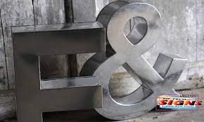 sign company metal letters for your signs sign manufacturers