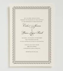 traditional wedding invitation wording traditional wedding invitations emmy wedding invitation with white