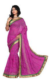 Buy Violet Embroidered Art Silk Vastrang Sarees Art Silk Sarees Price In India December 2017