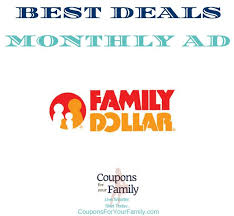 family dollar archives coupons for your family