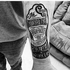 70 best electrician tattoos images on pinterest electric cool