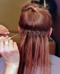 i tip hair extensions how to make pre tipped hair extensions