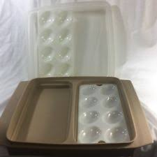 deviled egg carrier tupperware deviled egg carrier ebay