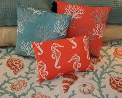 coastal seahorses is an indoor and outdoor fabric perfect time
