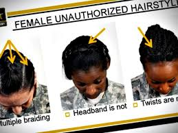 air force female hair standards military reverses ban on african american hairstyles naturally moi