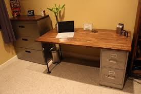 maxwell metal file cabinet computer desk with file cabinet 2 drawer rustic pipe metal filing
