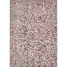 Lavender Area Rugs Well Woven Pearl Nora Lavender 7 Ft 10 In X 9 Ft 10 In Modern