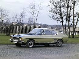 Ford Capri 1971 Ford Capri Specs 1969 1970 1971 1972 1973 1974 Autoevolution